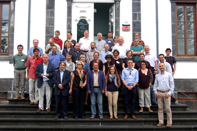SEMPIA workshop participants in the Azores